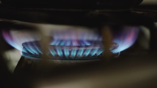 gas oven, corfu, greece - stove stock videos & royalty-free footage