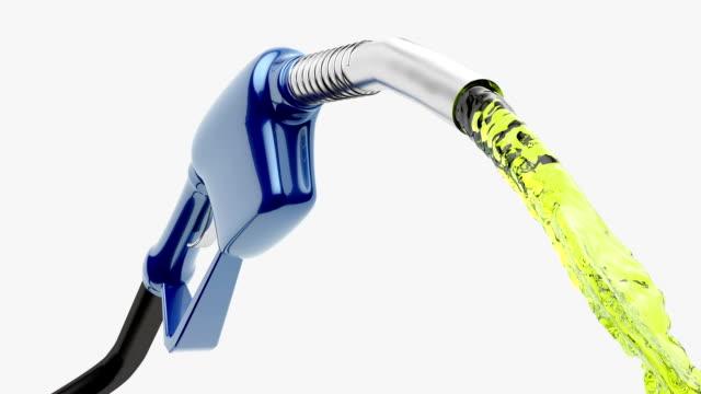 vidéos et rushes de pompe à essence - essence