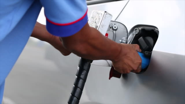 gas station. - fuel storage tank stock videos and b-roll footage