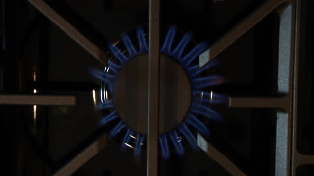 gas stove - gas stove burner stock videos and b-roll footage