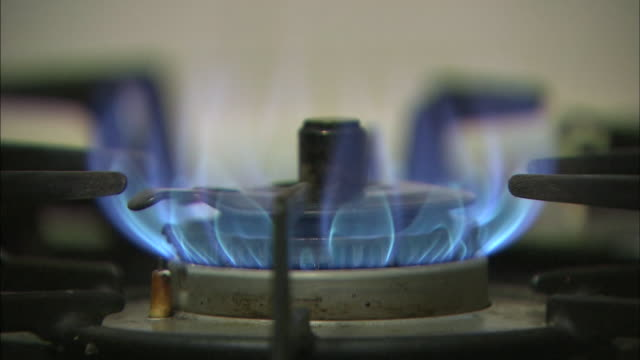 gas stove - hob stock videos & royalty-free footage