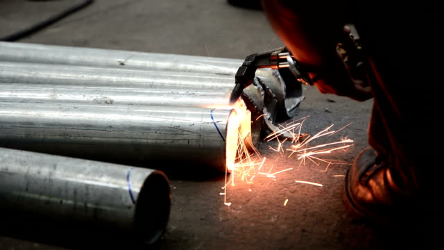 gas welding - welding torch stock videos & royalty-free footage