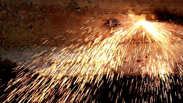 hd: gas welding - heavy metal stock videos & royalty-free footage