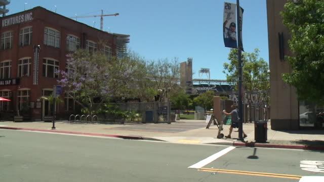 KSWB Gaslamp Quarter in Downtown San Diego
