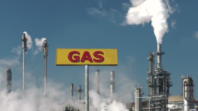 gasoline - ガス料金点の映像素材/bロール