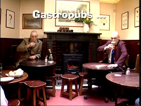 al murray's view; al murray and alter ego 'the pub landlord' - al murray stock videos & royalty-free footage
