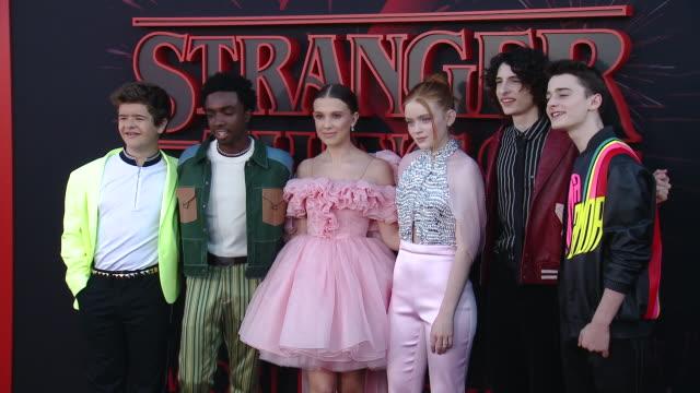 "CA: ""Stranger Things"" Season 3 World Premiere"