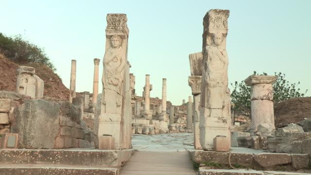 Gates of Hercules, Ephesus, Turkey