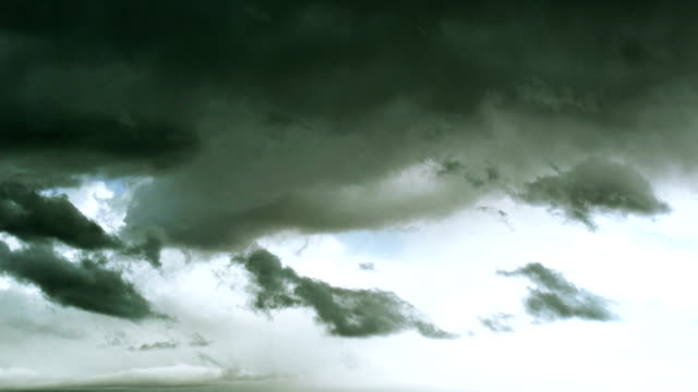gathering storm clouds - stratocumulus stock videos and b-roll footage