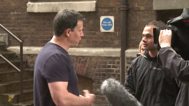 gavin hood at the hugh jackman absaeil for help the heroes/ xmen origins wolverine at london - gavin hood stock videos and b-roll footage
