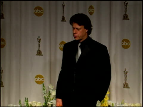 gavin hood on if there is a lot of hidden talent in south africa at the 2006 annual academy awards at the kodak theatre in hollywood california on... - gavin hood stock videos and b-roll footage