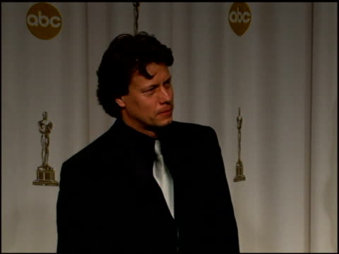 gavin hood on what his film will do for south african actors at the 2006 annual academy awards at the kodak theatre in hollywood california on march... - gavin hood stock videos and b-roll footage