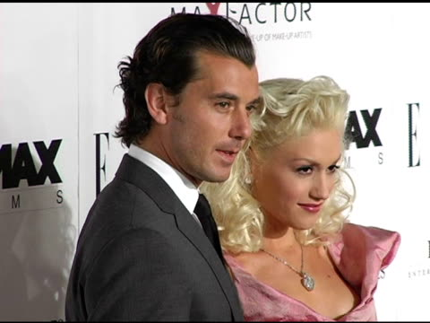 Gavin Rossdale and Gwen Stefani at the 'The Aviator' Los Angeles Premiere at Grauman's Chinese Theatre in Hollywood California on December 1 2004