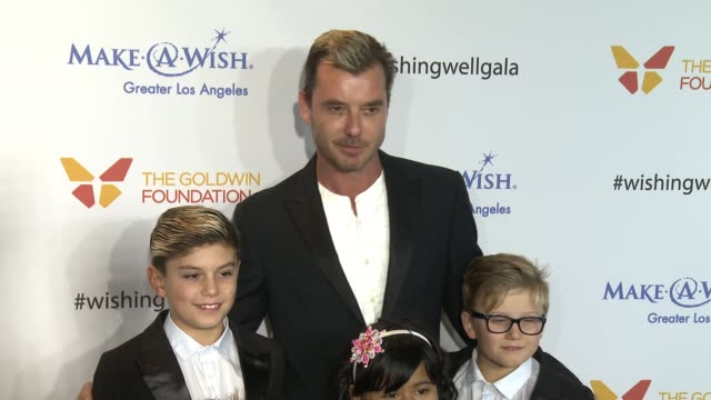 Gavin Rossdale at 4th Annual Wishing Well Winter Gala Presented by MakeAWish Greater Los Angeles in Los Angeles CA