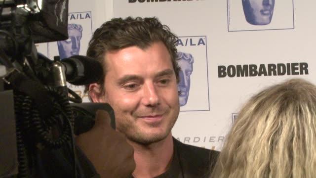 Gavin Rossdale at the 17th Annual BAFTA/LA Britannia Awards at Los Angeles CA