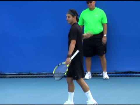 Gavin Rossdale at the Gavin Rossdale at the Chris Evert Celebrity Tennis Tournament at Delray Beach FL