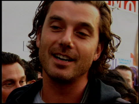 Gavin Rossdale at the Movieline Young Hollywood Awards at the Fonda in Hollywood California on May 1 2005
