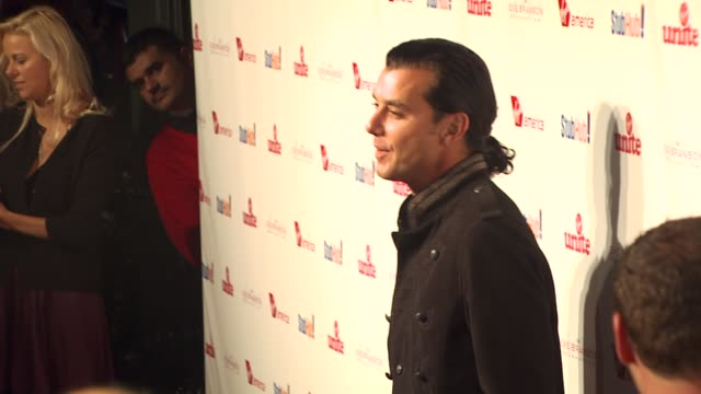 Gavin Rossdale at the Rock The Kasbah at Los Angeles CA