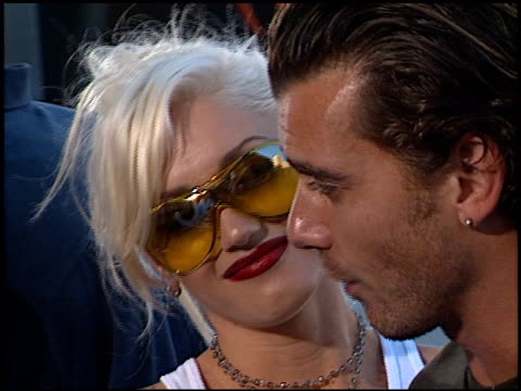 Gavin Rossdale at the 'XXX' Premiere at the Mann Village Theatre in Westwood California on August 5 2002