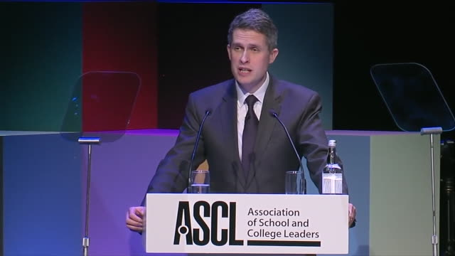 gavin williamson saying there is absolutely no need to close a school due to coronavirus - teaching stock videos & royalty-free footage