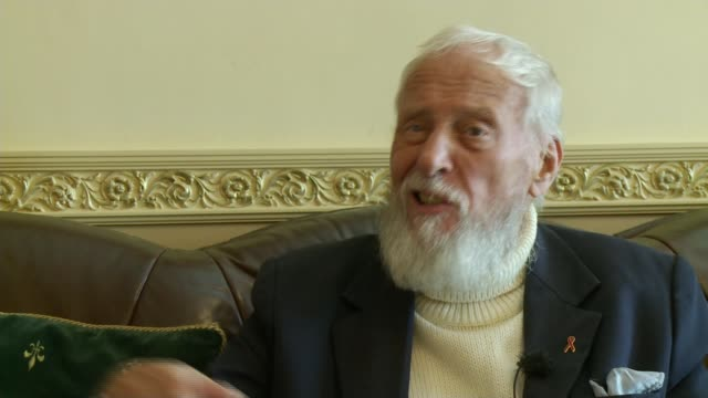 gay and bisexual men to be given pardons george montague interview sot on having name on the queer list montague and partner sitting on sofa together... - bisexuality stock videos and b-roll footage