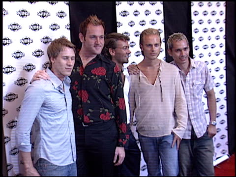 gay cast at the 'party monster' premiere at orpheum theatre in los angeles, california on july 10, 2003. - orpheum theatre stock videos & royalty-free footage