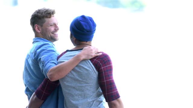 Coppia Gay insieme