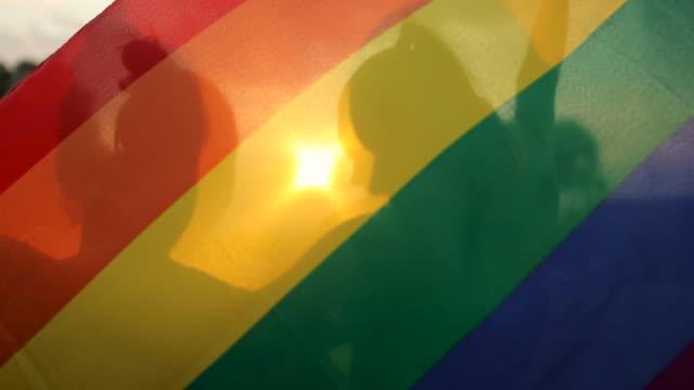gay rights - pride stock videos & royalty-free footage