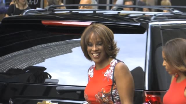 gayle king arrives to the butler premiere in new york 08/05/13 gayle king arrives to the butler premiere in new on august 05 2013 in new york new york - gayle king stock videos & royalty-free footage
