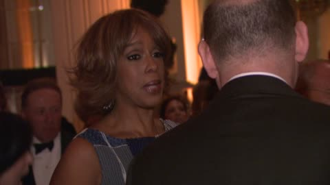 gayle king at 2012 carnegie hall medal of excellence gala at the waldorf astoria on april 23, 2012 in new york, new york - gayle king stock videos & royalty-free footage