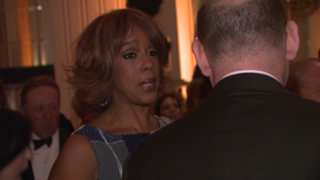 Gayle King at 2012 Carnegie Hall Medal Of Excellence Gala at The Waldorf Astoria on April 23 2012 in New York New York