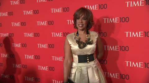 gayle king at 2013 time 100 gala - arrivals at frederick p. rose hall, jazz at lincoln center on april 23, 2013 in new york, new york - gayle king stock videos & royalty-free footage