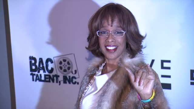 gayle king at chaka khan celebrates 60th birthday at evr 54 on march 26 2013 in new york new york - gayle king stock videos & royalty-free footage