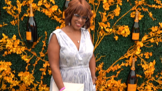 gayle king at liberty state park on june 01 2019 in jersey city new jersey - gayle king stock videos & royalty-free footage