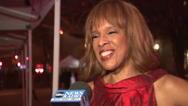 gayle king at the 8th annual tribeca film festival vanity fair party at new york ny - gayle king stock videos & royalty-free footage