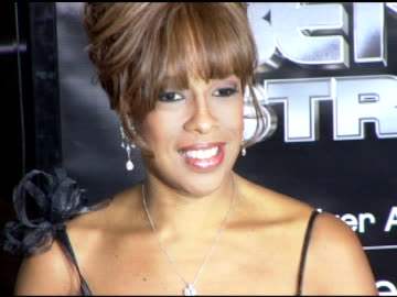 gayle king at the bet 25 strong silver anniversary special arrivals at the shrine auditorium in los angeles, california on october 26, 2005. - gayle king stock videos & royalty-free footage