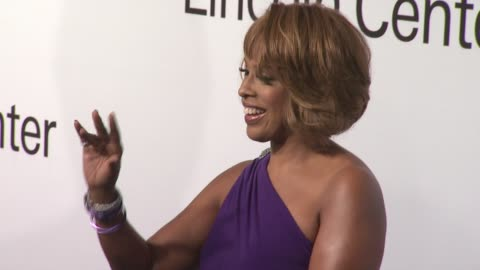 gayle king at the lincoln center presents: an evening with ralph lauren hosted by oprah winfrey at new york ny. - gayle king stock videos & royalty-free footage