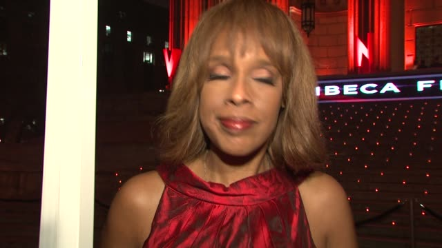 gayle king on what films she is looking forward to seeing, serving as a judge in past festivals and what makes the tribeca film festival special. at... - judge entertainment stock videos & royalty-free footage