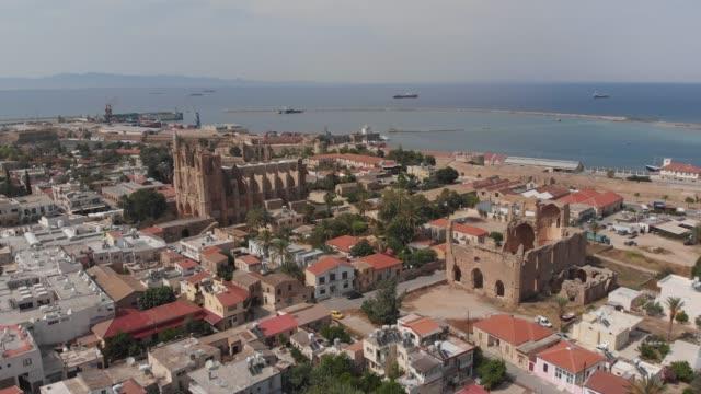 gazi magosa (famagusta), cyprus - republic of cyprus stock videos and b-roll footage