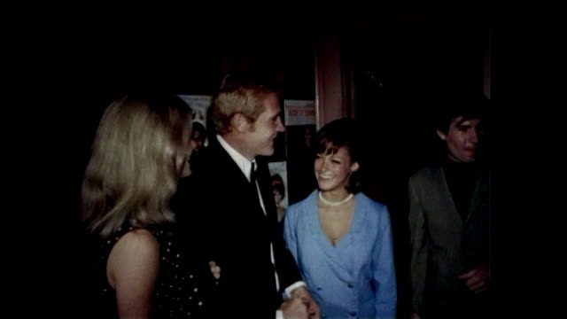 gazzarri's hollywood a go go sunset strip 1960s and it's boss club sunset strip go go dancing whisky a go go sign lee majors linda evans greeting... - sunset boulevard stock-videos und b-roll-filmmaterial