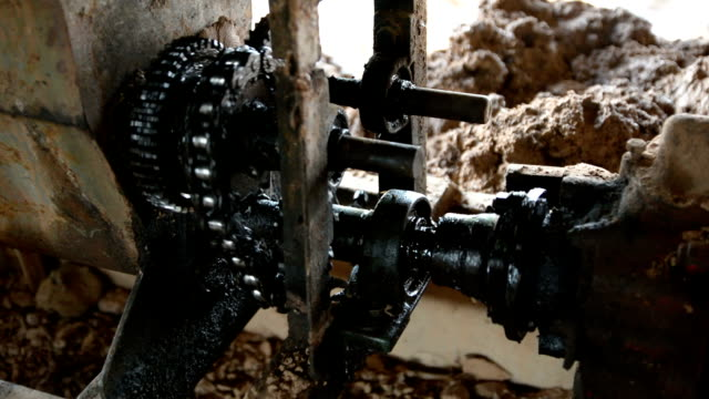 gear machinery. - lubrication stock videos & royalty-free footage