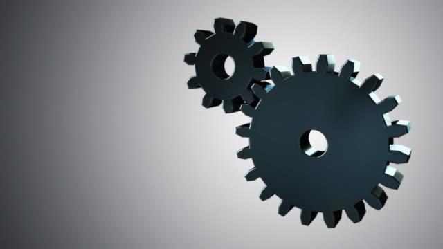stockvideo's en b-roll-footage met gears - sprocket