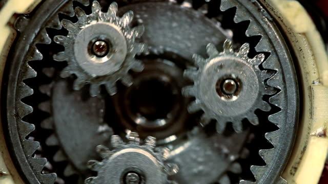 gears - 機械 個影片檔及 b 捲影像