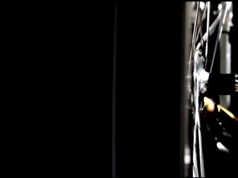 gears09b sd ntsc fha - high contrast stock videos & royalty-free footage