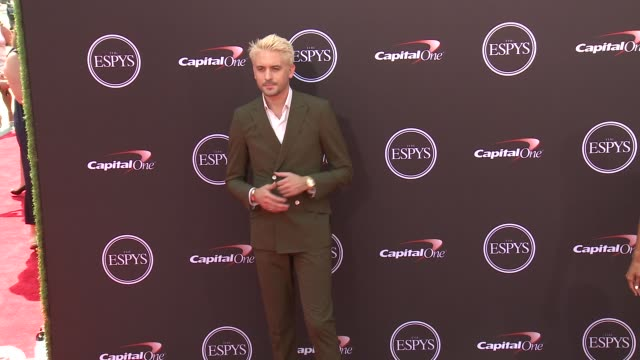 GEazy at The 2018 ESPYS at Microsoft Theater on July 18 2018 in Los Angeles California