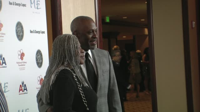 geena pickens and james pickens at the 29th annual the gift of life gala at the hyatt regency century plaza hotel in beverly hills, california on may... - hyatt regency stock videos & royalty-free footage