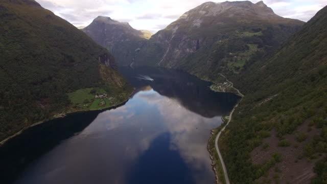 Geirangerfjord, Noorwegen