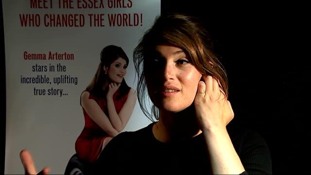 Gemma Arterton to star in Made in Dagenham musical Gemma Arterton interview SOT