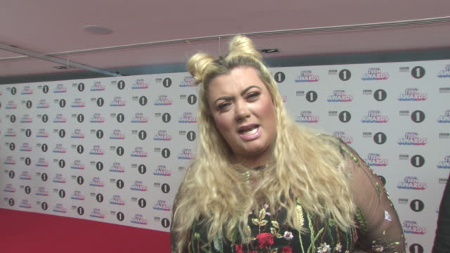 INTERVIEW Gemma Collins on staying in saying hello to James Argent the awards Halloween 'The Only Way Is Essex' filming Danielle Armstrong coming...