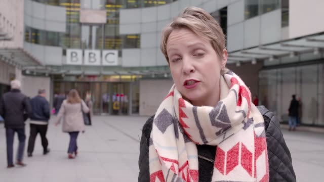 BBC China editor Carrie Gracie resigns over pay inequality BBC Broadcasting House EXT Reporter to camera
